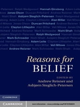 Reasons for Belief ebook by