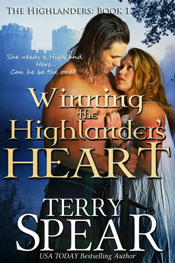 Winning the Highlander's Heart ebook by Terry Spear