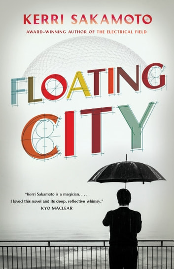 Floating City ebook by Kerri Sakamoto