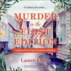 Murder in the First Edition audiobook by Lauren Elliott