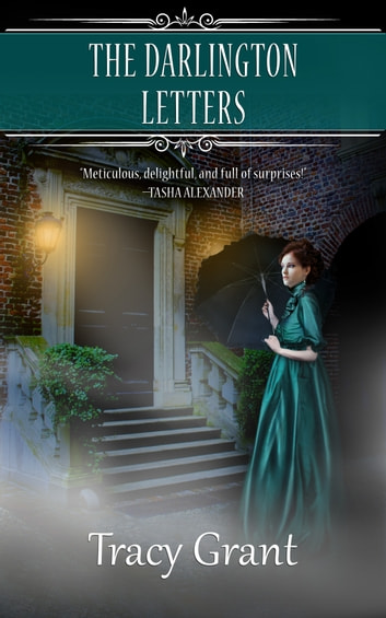 The Darlington Letters eBook by Tracy Grant