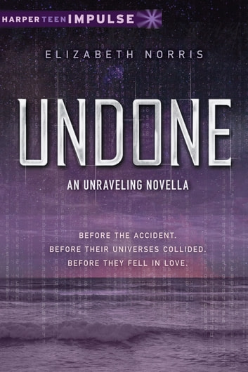 Undone ebook by Elizabeth Norris