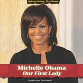 Michelle Obama: Our First Lady ebook by Amelie, Von Zumbusch