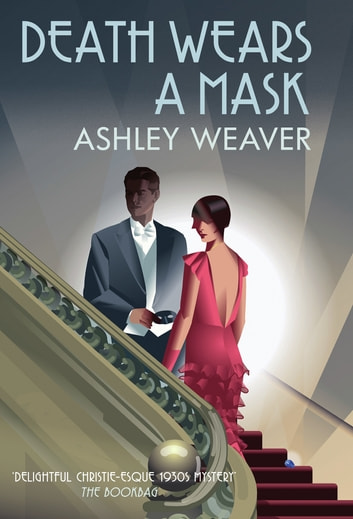Death Wears a Mask ebook by Ashley Weaver