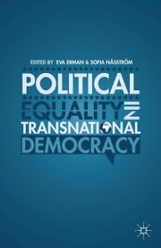 Political Equality in Transnational Democracy ebook by