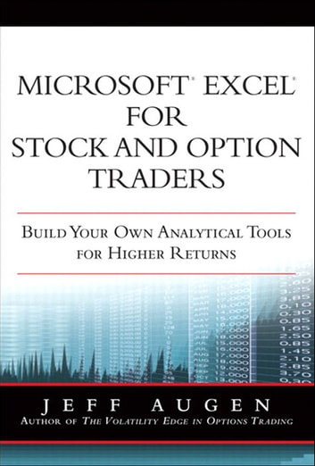 microsoft excel for stock and option traders ebook by jeff augen