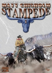 Stampede! ebook by Matt Chisholm