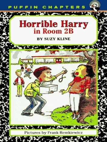 Horrible Harry in Room 2B ebook by Suzy Kline