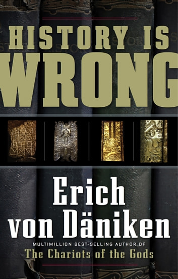 History Is Wrong ekitaplar by Erich von Daniken