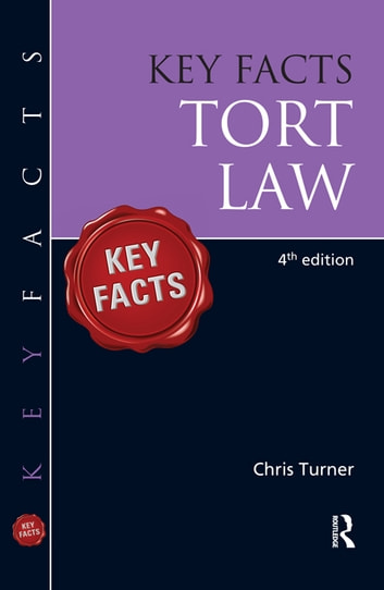 Key Facts Tort ebook by Chris Turner