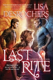 Last Rite ebook by Lisa Desrochers