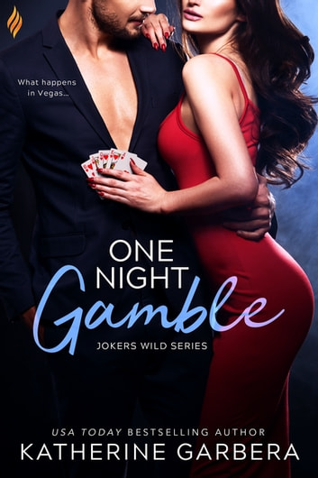 One Night Gamble ebook by Katherine Garbera