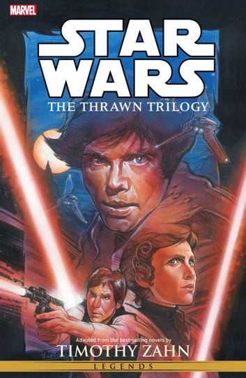 Star Wars - The Thrawn Trilogy ebook by Mike Baron