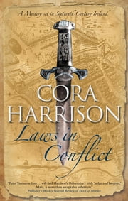 Laws in Conflict - A Burren Medieval Mystery 8 ebook by Cora Harrison