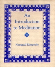 An Introduction To Meditation - From the teaching of Namgyal Rinpoche ebook by Stuart Hertzog