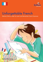 Unforgettable French ebook by Maria Rice-Jones