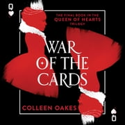 War of the Cards audiobook by Colleen Oakes