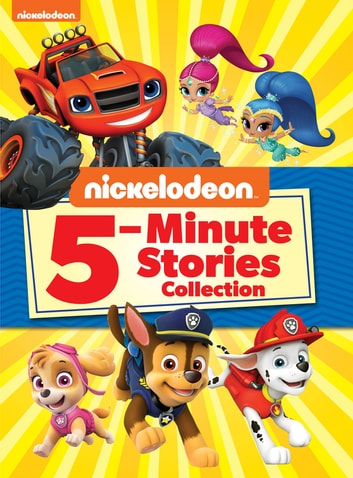 Nickelodeon 5-Minute Stories Collection (Multi-property) ebook by Nickelodeon Publishing
