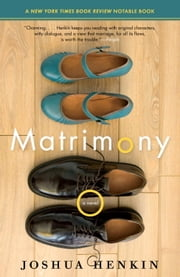 Matrimony ebook by Joshua Henkin