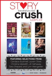 Story Crush Teen Sampler ebook by Various