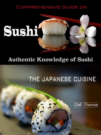 comprehensive guide on sushi ebook by dell thomas 9781634151979 rh kobo com Recommended Serving Sizes of Food Food Guide Chart