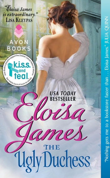 The Ugly Duchess ebook by Eloisa James