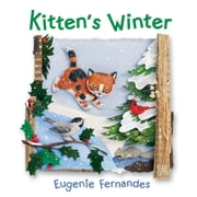 Kitten's Winter ebook by Eugenie Fernandes