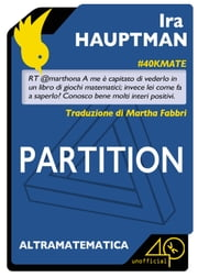 Partition ebook by Ira Hauptman