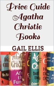 Price Guide Agatha Christie Books ebook by Gail Ellis