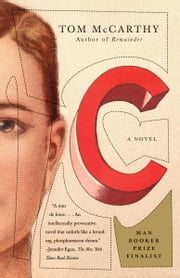 C ebook by Tom McCarthy