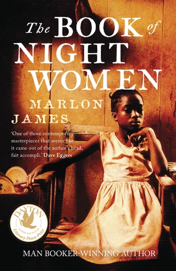 A Book of Night Women ebook by Marlon James