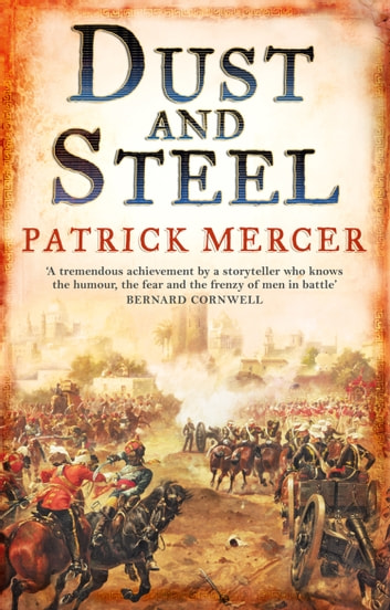 Dust and Steel ebook by Patrick Mercer