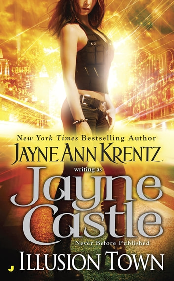 Illusion Town ebook by Jayne Castle