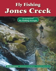 Fly Fishing Jones Creek - An Excerpt from Fly Fishing Georgia ebook by David Cannon,Chad McClure