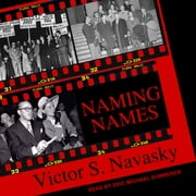 Naming Names audiobook by Victor S. Navasky