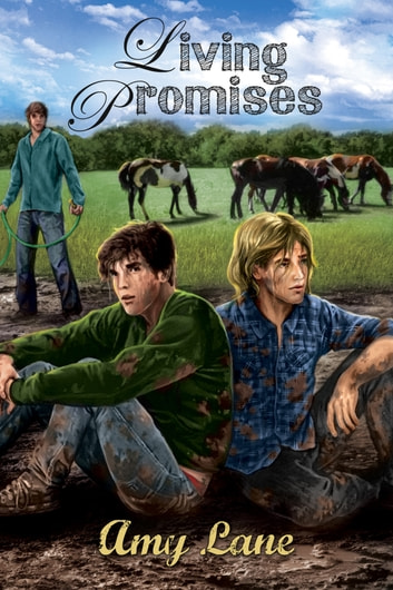 Living Promises ebook by Amy Lane
