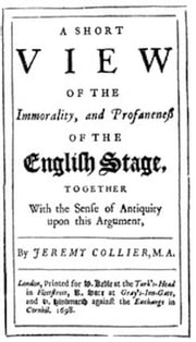 A Short View of the Immorality, and Profaneness of the English Stage (Illustrated) ebook by Jeremy Collier