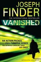 Vanished ebook by Joseph Finder