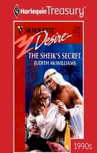 The Sheik's Secret ebook by Judith Mcwilliams