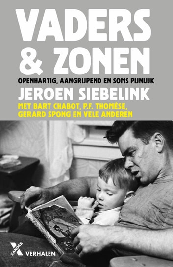 Vaders & zonen ebook by Jeroen Siebelink