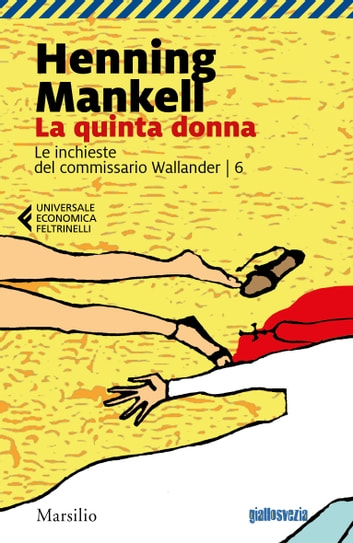 La quinta donna ebook by Henning Mankell