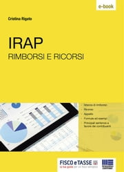 IRAP rimborsi e ricorsi ebook by Kobo.Web.Store.Products.Fields.ContributorFieldViewModel