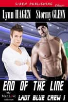 End of the Line ebook by Lynn Hagen, Stormy Glenn