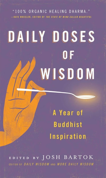 Daily Doses of Wisdom - A Year of Buddhist Inspiration ebook by