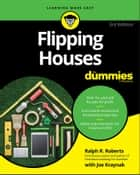 Flipping Houses For Dummies ebook by Ralph R. Roberts, Joseph Kraynak