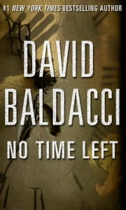 No Time Left ebook by David Baldacci