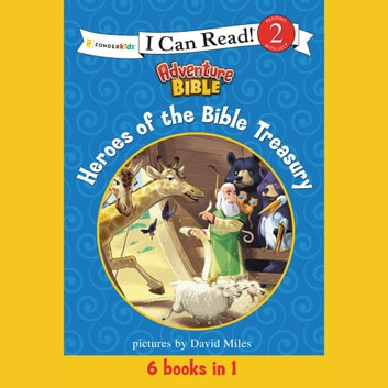 Heroes of the Bible Treasury audiobook by