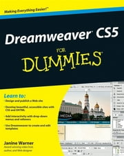 Dreamweaver CS5 For Dummies ebook by Janine Warner