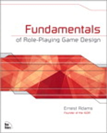 Fundamentals of Role-Playing Game Design ebook by Ernest Adams