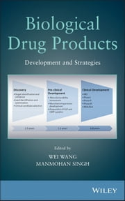 Biological Drug Products - Development and Strategies ebook by Wei Wang,Manmohan Singh